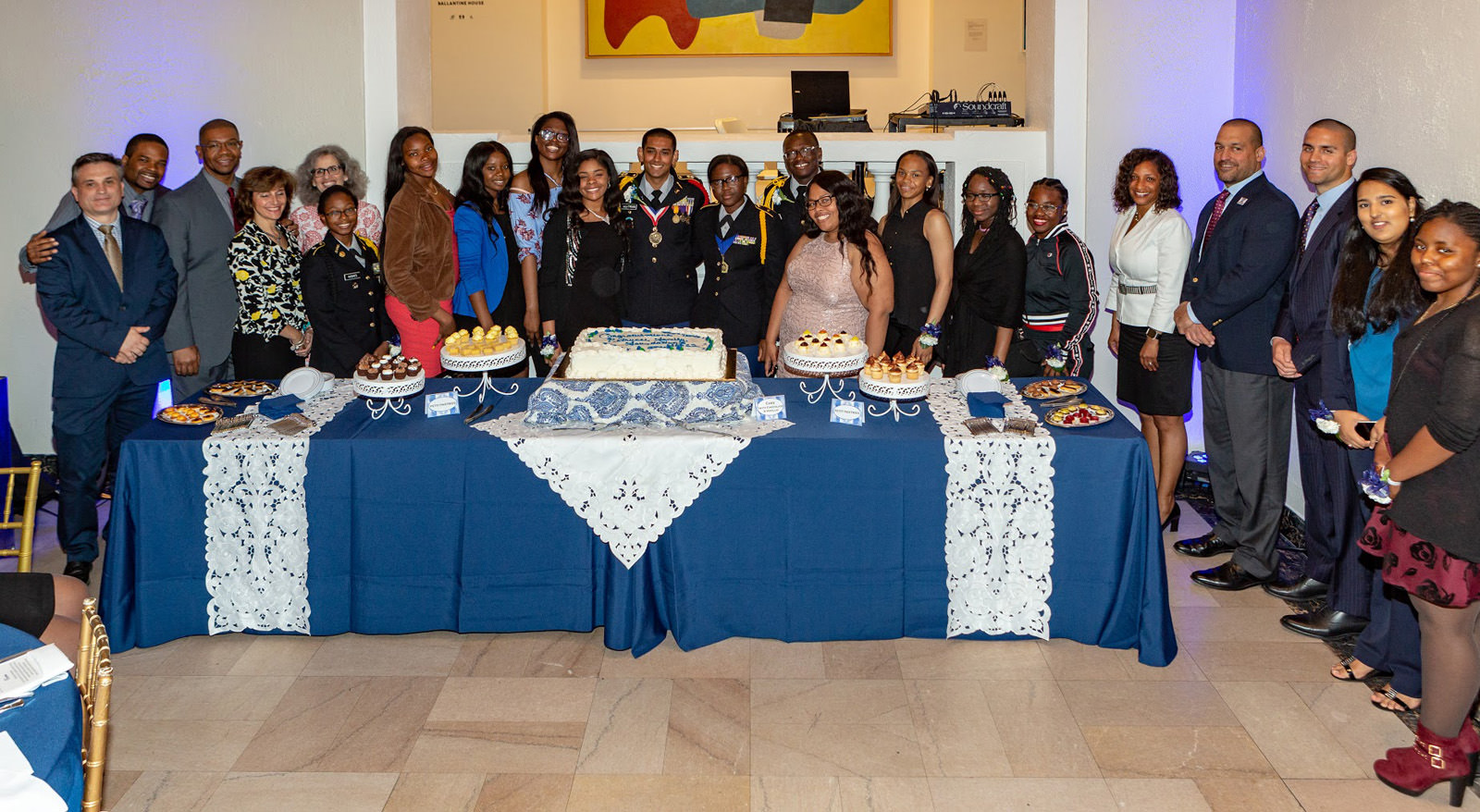 Celebrating Irvington High School's Top 12!