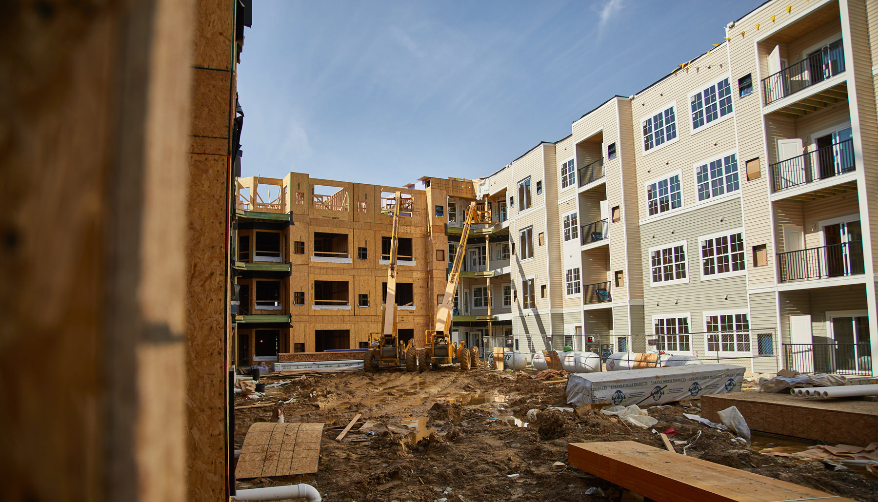 Construction Update from The Station at Willow Grove