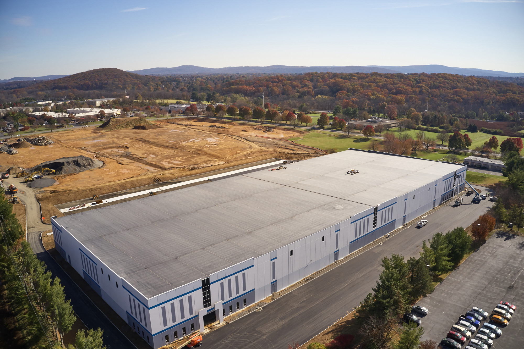 J.G. Petrucci welcomes specialized food manufacturer to newly constructed 470,000 sq. ft. Class 'A' Flex Industrial Center in Hanover Township, Pennsylvania