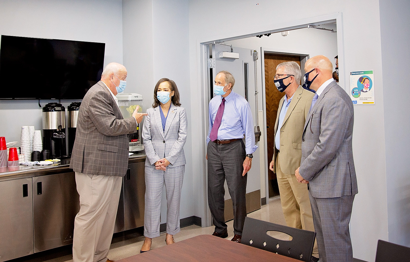 PeachTree Health Group Celebrates New Facility With Ribbon Cutting Ceremony