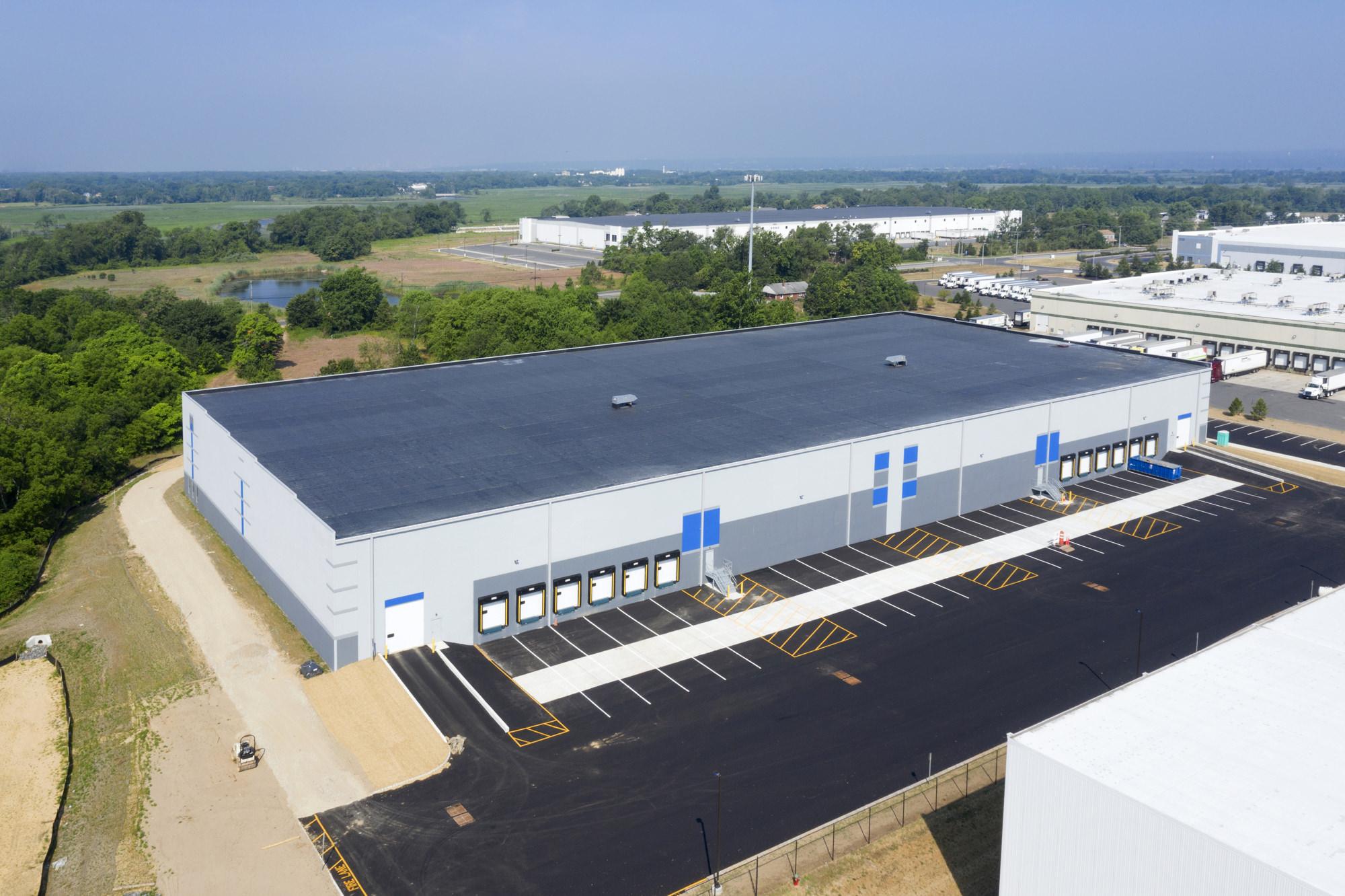 J.G. Petrucci Sells Pureland Flex Center Building I