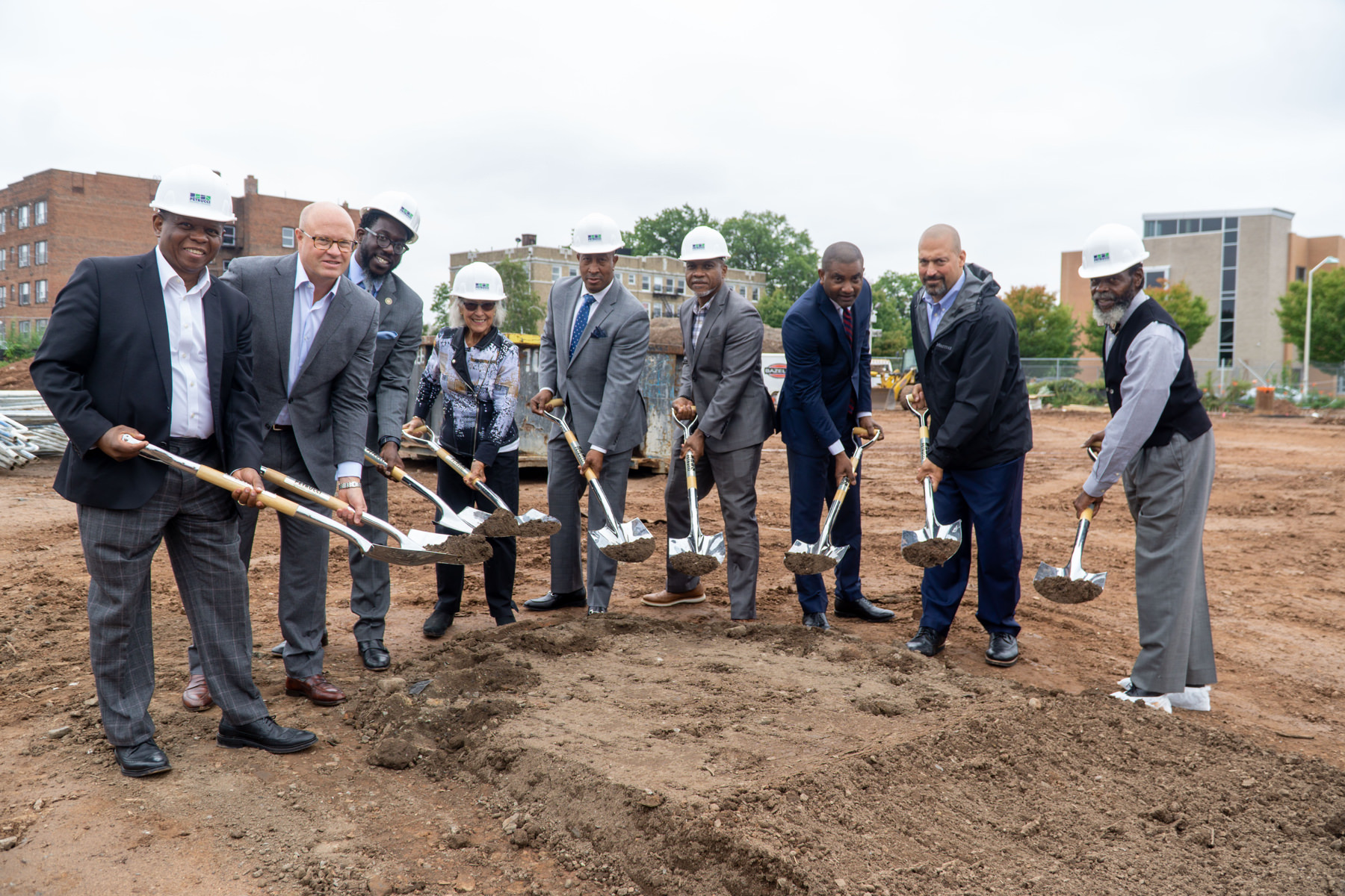 J.G. Petrucci Company brings affordable housing to East Orange, New Jersey